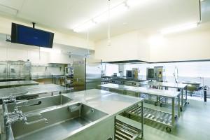 P38 給食経営管理実習室