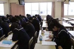 短大(短大就職試験体験2)
