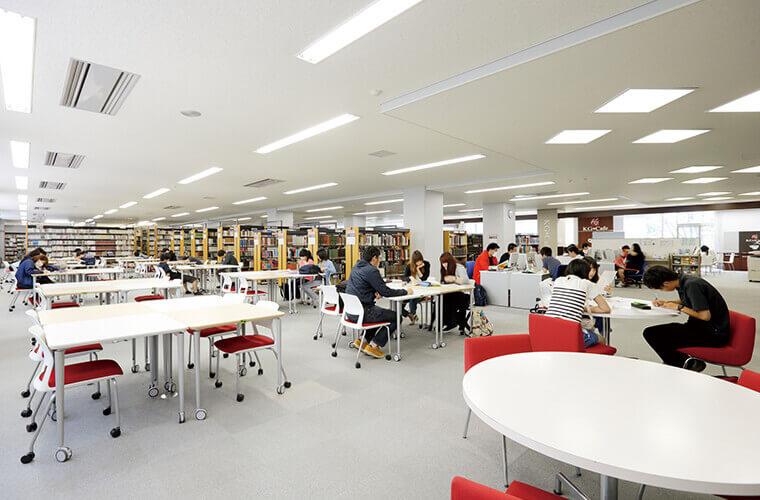 図書館 / ラーニング・コモンズ