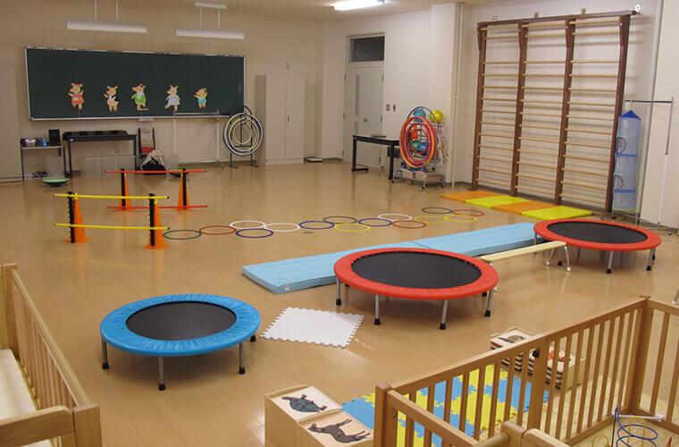 幼児多目的室