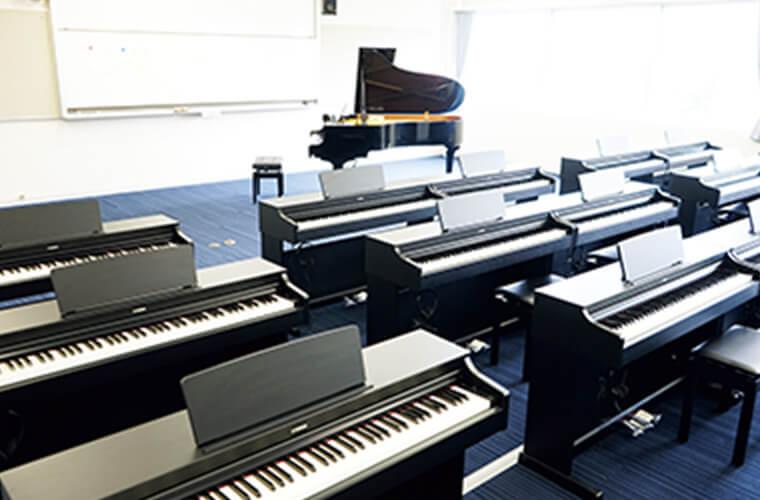 器楽演奏室