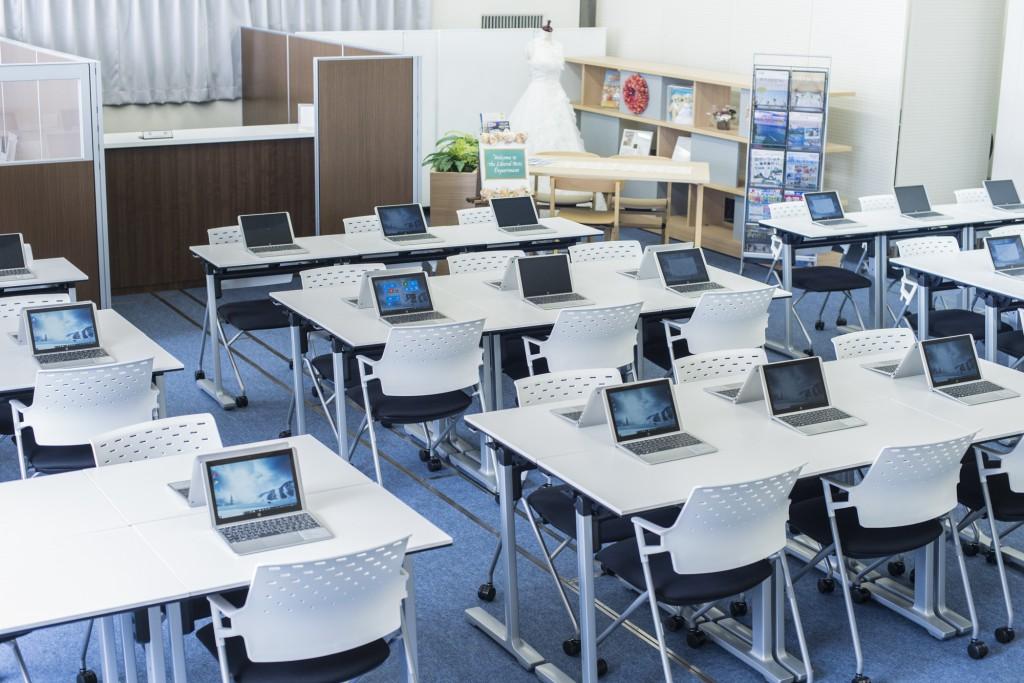 ⑬現代教養キャリアルーム