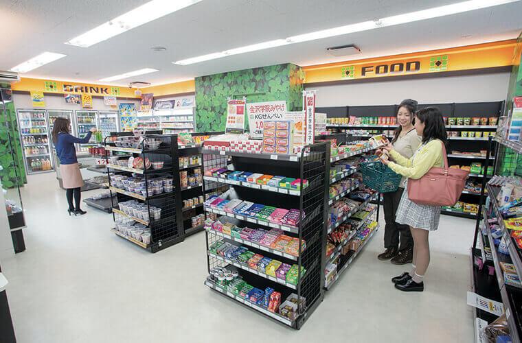 KGショップ(売店)