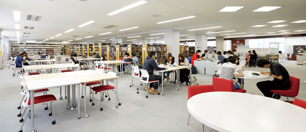 カット図書館