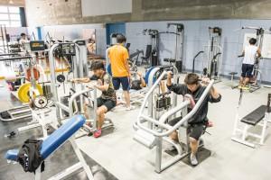 トレーニングセンター